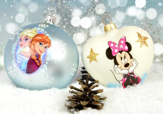 Bombki dla dzieci szklane Disney: Vitbis.pl
