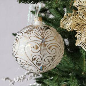 Ornament vintage. 12cm/1szt